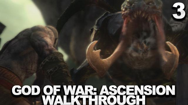 God of War Ascension Walkthrough Part 3 - The Guard House