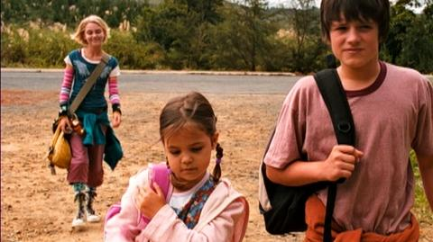 Bridge to Terabithia (2007) - Clip Let's Go Have Fun - 1 06