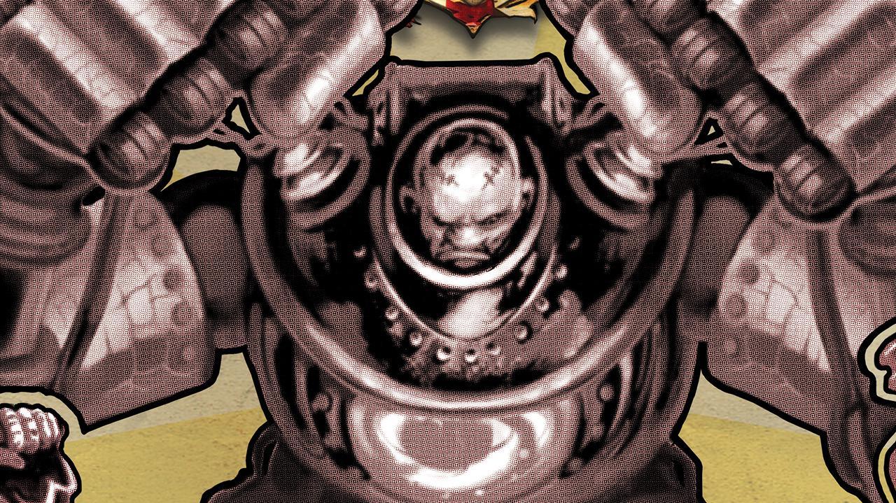 Bioshock Infinite Clash in the Sky - Emporia Arcade Commentary