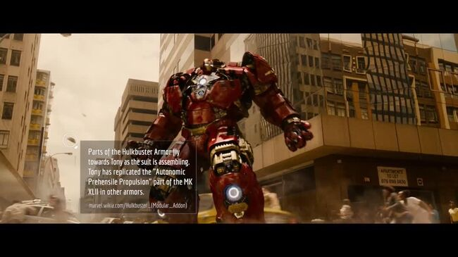 Avengers Age of Ultron - Debut Trailer Fannotation