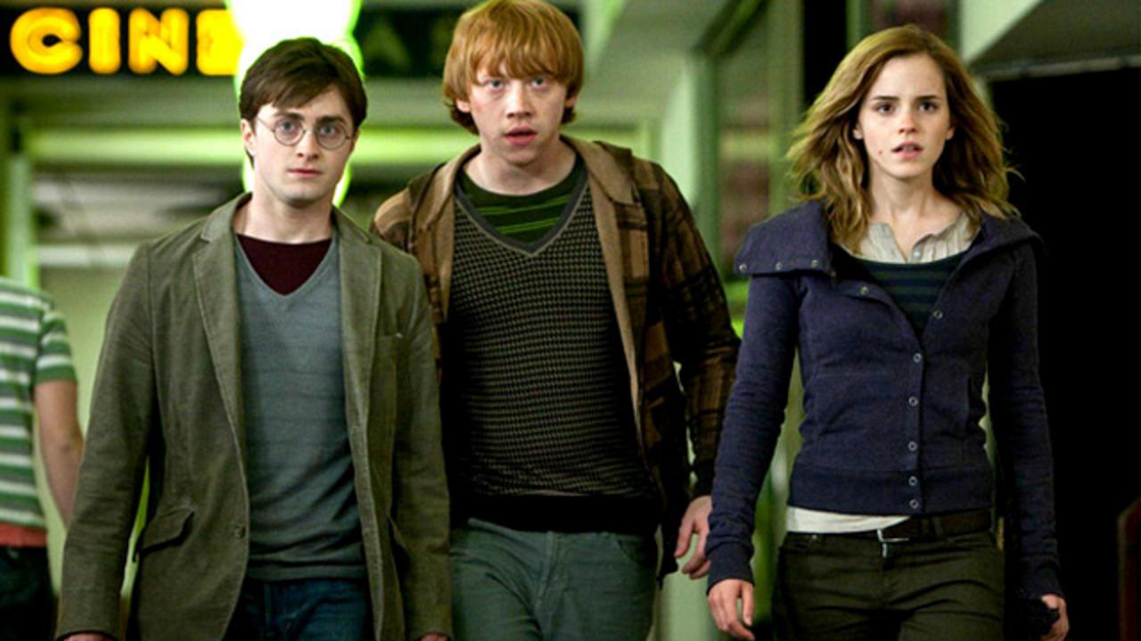 Harry Potter and the Deathly Hallows Part 1 Video Interviews
