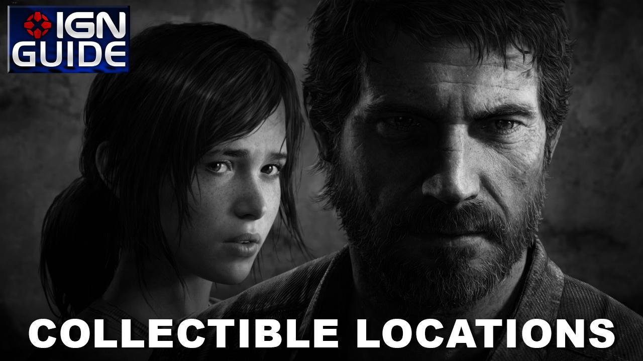 The Last of Us Walkthrough - ALL Collectible Locations Outskirts