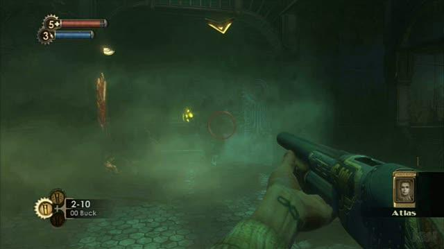 BioShock PlayStation 3 Gameplay - Big Daddy