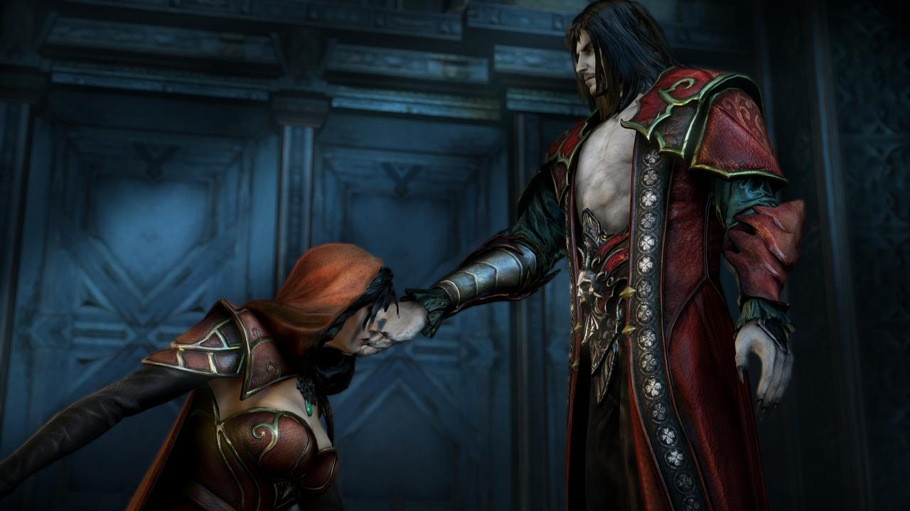 Castelvania Lords of Shadow 2 - Character Trailer