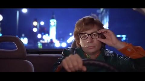 Austin Powers The Spy Who Shagged Me - austin and his frozen self
