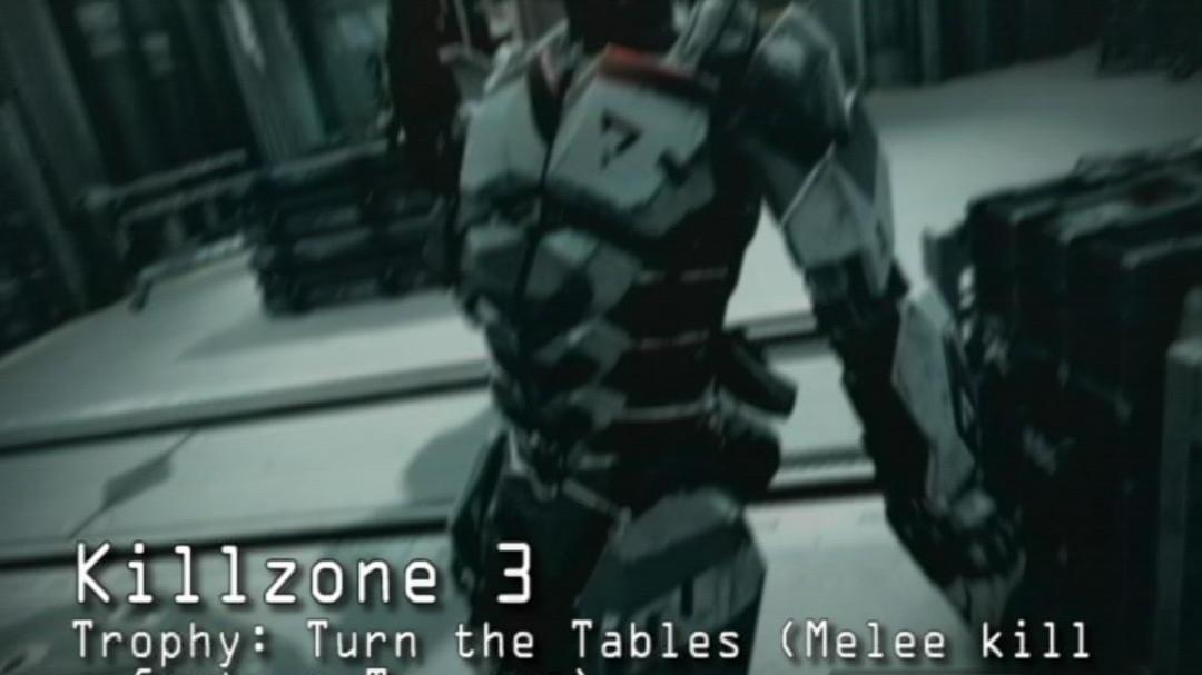 Killzone 3 Walkthrough Turn the Tables Trophy