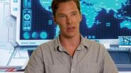 Penguins Of Madagascar Benedict Cumberbatch On His Character