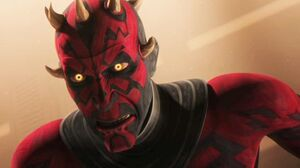 The Clone Wars - Darth Maul Returns Trailer