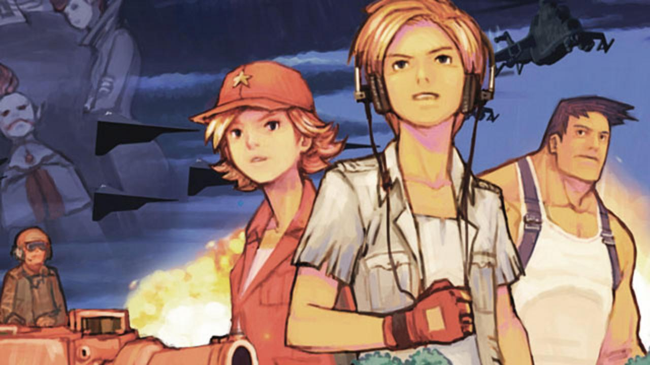 Advance Wars Dual Strike Capture the Castle Gameplay