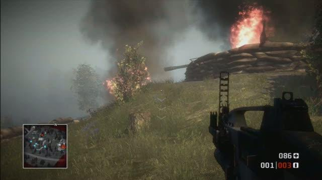 Battlefield Bad Company Xbox 360 Gameplay - Taurus