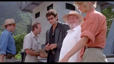 Jurassic Park - Explaining the Park