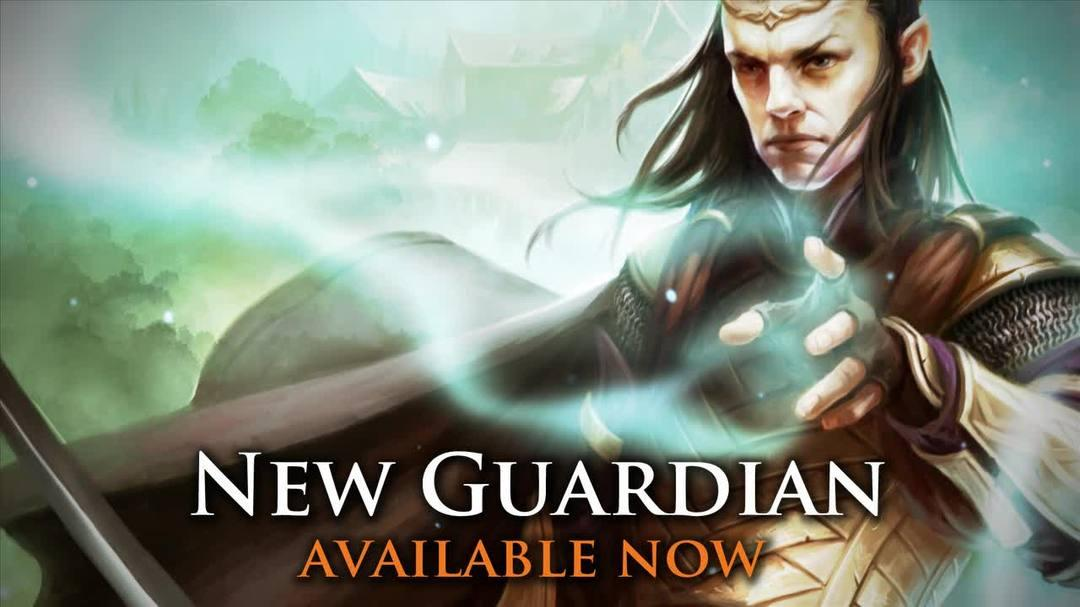 Guardians of Middle-earth Elrond Trailer