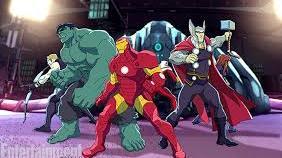 Avengers Assemble - Thor vs