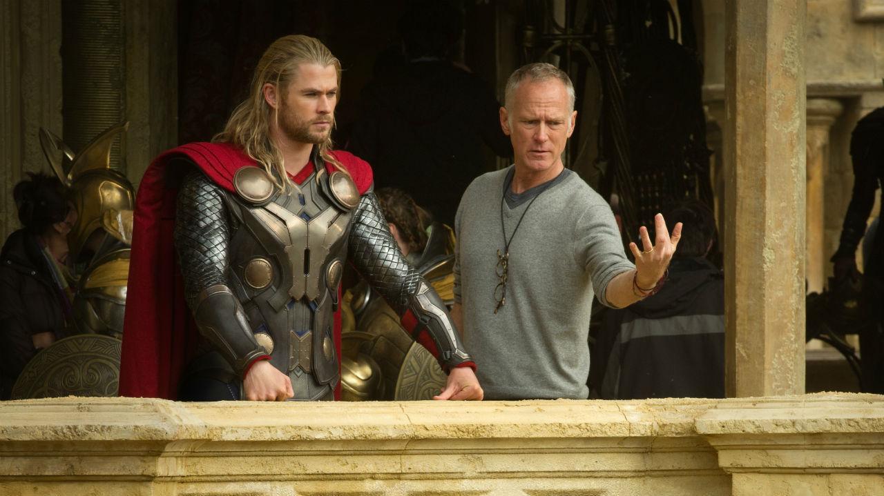 Thor The Dark World - Alan Taylor Interview - D23 2013