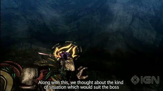 Bayonetta Xbox 360 Video - Dev