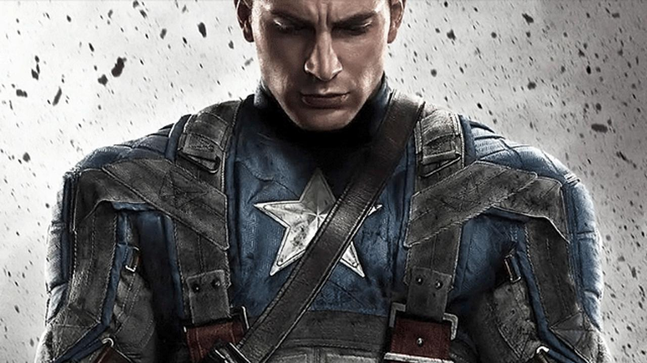 Exclusive Captain America Clip