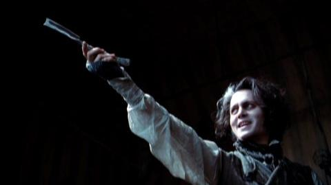 Sweeney Todd The Demon Barber Of Fleet Street (2007) - Theatrical Trailer (e37454)