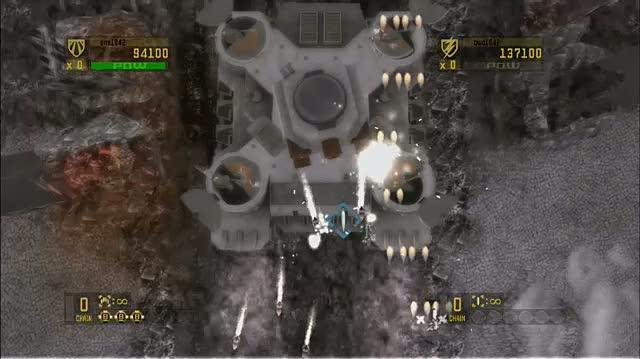 1942 Joint Strike Xbox Live Gameplay - Dagmor Boss (HD)