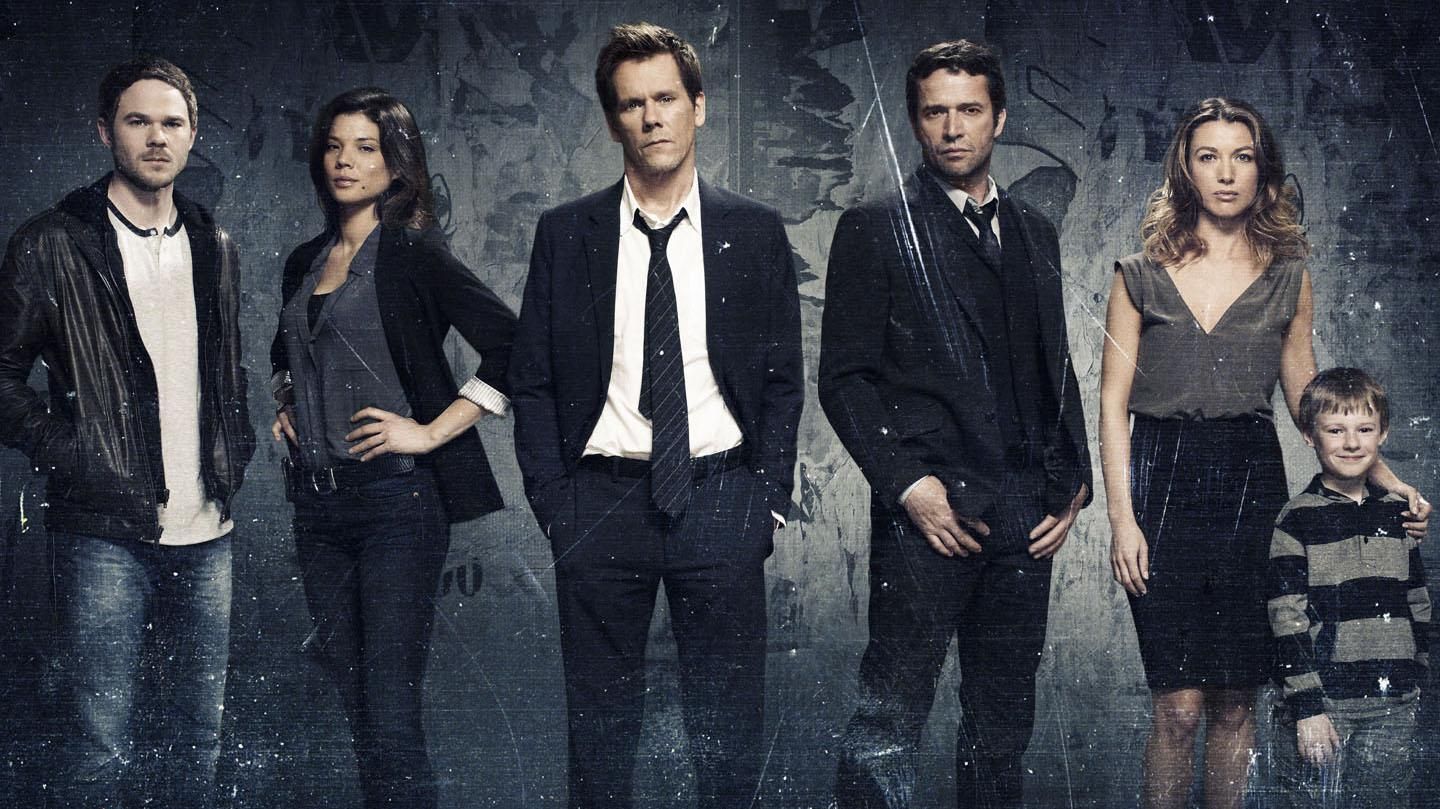 The Following (TV Series) First Impressions - Comic-Con 2012