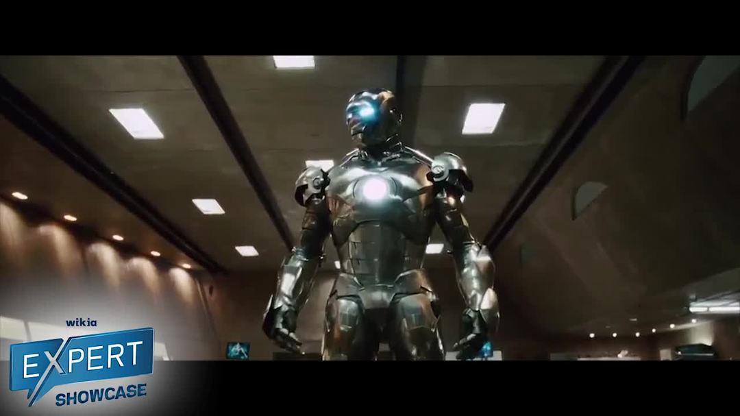 Expert Showcase - Iron Man