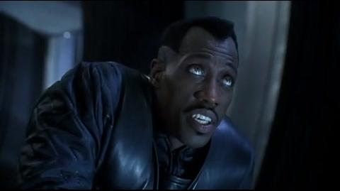 Blade II - Scud is blown up