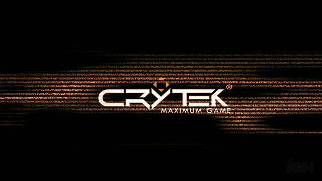 Crysis Warhead PC Games Trailer - GC 2008 Dominate
