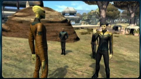 Star Trek Online (VG) (2010) - Federation faction trailer