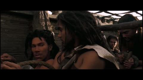 10,000 BC - The head of the snake