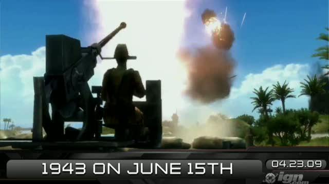 Battlefield 1943 Date, Capcom Bikini Update, and Baby Shaking
