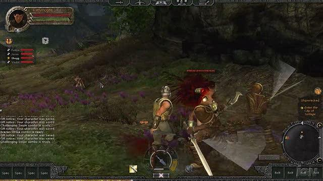 Age of Conan Hyborian Adventures PC Games Interview - Kill 'em and Rob 'em (HD)