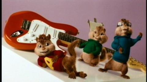 Alvin And The Chipmunks The Squeakquel (2009) - Open-ended Trailer for this furry follow up