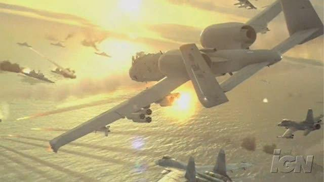 Ace Combat 6 Fires of Liberation Xbox 360 Feature-Behind-the-Scenes - Making Of Part 2