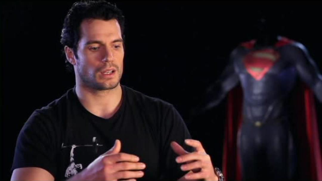Superman Man of Steel Interview - Henry Caville