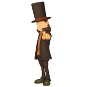 Professor layton smashified transparent by shinfurevindo-d9g98ks