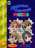 Azumanga Universe Pieces Box Art (Re-Release) 3