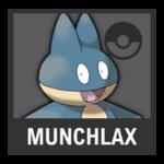 Super Smash Bros. Strife Pokémon box - Munchlax