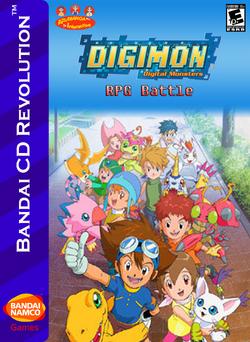 Digimon RPG Battle Box Art 3