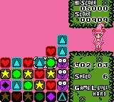 Ojamajo DoReMi Puzzle League PT Gameplay