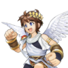 Pit - Kid Icarus SSB4 sprite 7