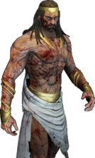 Poseidon God of War