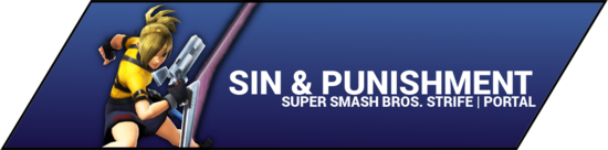 SSBStrife portal image - Sin & Punishment