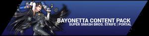 Super Smash Bros. Strife portal image - Bayonetta DLC