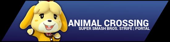 SSBStrife portal image - Animal Crossing