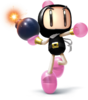 Super Smash Bros. Strife recolour - Bomberman 4