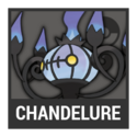 Super Smash Bros. Strife SR enemy box - Chandelure
