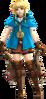 Super Smash Bros. Strife recolour - Linkle 7