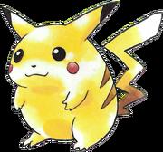 Pikachu PKMNRG