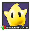ACL Mario Kart 9 character box - Yellow Luma