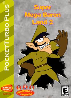 Super Mega Baron Land 2 Box Art 3
