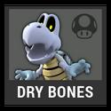 Super Smash Bros. Strife SR enemy box - Dry Bones